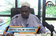 18-06-2016 Ustaz Halim Hassan: Bab Puasa   Siri 8