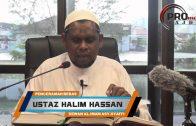 24-06-2016 Ustaz Halim Hassan: