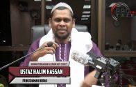 11-09-2016 Ustaz Halim Hassan: