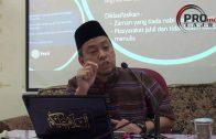 24-09-2016 Ustaz Ahmad Jailani: Sirah Nabawwiyah  