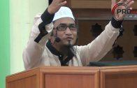01-10-2016 Maulana Fakhrurrazi: