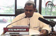 14-10-2016 Ustaz Halim Hassan: