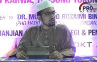 28-10-2016 Dr. Rozaimi Ramle: