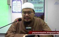 Yayasan Ta'lim: Al Iqna' (Taharah) [23-11-16]