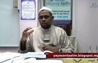 Yayasan Ta'lim: Jami'ul Ulum Wal Hikam [27-11-16]