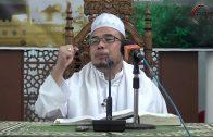 09-02-2016 SS. PROF. MADYA DATO' DR. MAZA: Pengajian Kitab Hadis 40 (siri 27)