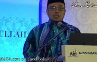 20160302-SS DATO DR ASRI-Seminar Islam & Anti Terrorisme