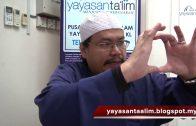 Yayasan Ta'lim: Fiqh Zikir & Doa [30-11-16]