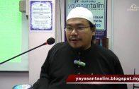 Yayasan Ta'lim: Tafsir Al-Qur'an Juz 4 (Ibn Kathir) [06-12-16]