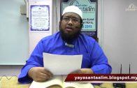 Yayasan Ta'lim: Pemantapan Aqidah ASWJ [06-12-16]