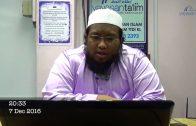 Yayasan Ta'lim: Al Iqna' (Taharah) [07-12-16]