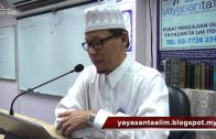 Yayasan Ta'lim: Ilmu Balaghah Al Quran [09-12-16]