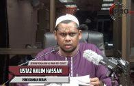 28-11-2016 Ustaz Halim Hassan: