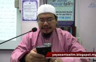 Yayasan Ta'lim: Tafsir Al-Qur'an Juz 4 (Ibn Kathir) [13-12-16]