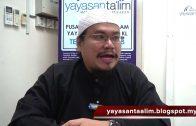 Yayasan Ta'lim: Fiqh Zikir & Doa [14-12-16]