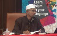 10-12-2016 Dr. Rozaimi Ramle: Isu-isu Utama Dalam Pengajian Hadith