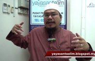 Yayasan Ta'lim: Fiqh Zikir & Doa [21-12-16]