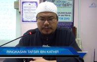 Yayasan Ta'lim: Ringkasan Tafsir Ibn Kathir [22-12-16]