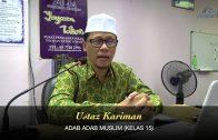 Yayasan Ta'lim: Adab-Adab Muslim [15-12-15]