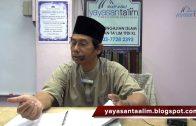 Yayasan Ta'lim: Hadith Kalimah Tayyib [05-03-16]