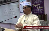Yayasan Ta'lim: Ilmu Balaghah Al Quran [23-10-15]