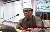Yayasan Ta'lim: Ilmu Balaghah Al Quran [27-08-16]