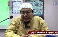 Yayasan Ta'lim: Kelas Hadith Sahih Muslim [04-05-16]