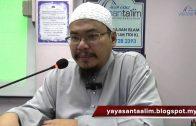 Yayasan Ta'lim: Kelas Hadith Sahih Muslim [15-06-16]