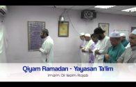 Yayasan Ta'lim: Qiyam Ramadan (Night 27) [04-08-13]