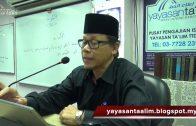 Yayasan Ta'lim: Ilmu Balaghah Al Quran [13-01-17]