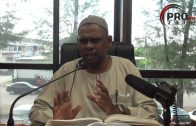 10-01-2017 Ustaz Halim Hassan: Dilarang Berlebih-lebihan Memuji Nabi S.A.W.