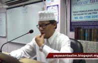 Yayasan Ta'lim: Ilmu Balaghah Al Quran [06-01-17]