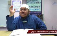Yayasan Ta'lim: Zadul Ma'ad [05-01-17]