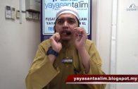 Yayasan Ta'lim: Fiqh Zikir & Doa [04-01-17]