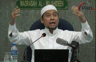 31-12-2016 Ustaz Ahmad Jailani: Hukum Sambutan Tahun Baru