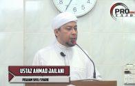 23-12-2016 Ustaz Ahmad Jailani: Kedatangan Nabi Isa Di Akhir Zaman