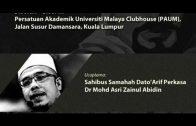 20161126-SS Dato Dr Asri-Seminar Pemikiran Ibn Taimiyah