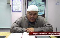 Yayasan Ta'lim: Kelas Kiamat Besar [03-01-17]