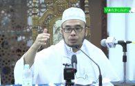 SS Dato Dr Asri-Hukum Melintas Dpn Org Solat Dekat Pintu