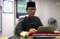 Yayasan Ta'lim: Talbis Iblis [21-01-17]