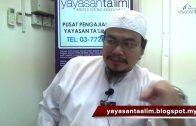 Yayasan Ta'lim: Fiqh Al-Asma' Al-Husna [15-11-16]