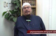 Yayasan Ta'lim: Kelas Hadith Sahih Muslim [27-05-15]