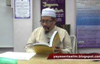 Yayasan Ta'lim: Memecah Keinginan 2 Jenis Nafsu: Perut (Makan) & Seks [09-08-15]