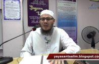 Yayasan Ta'lim: Syarhus Sunnah [01-11-15]
