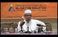 19-09-2013 Dr. Asri Zainul Abidin: Dajjal & Pengikutnya