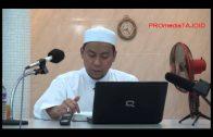 26-10-2013 Ustaz Ahmad Jailani: Penetapan Jarak Musafir