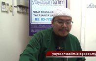 Yayasan Ta'lim: Fiqh Al-Asma' Al-Husna [14-02-17]