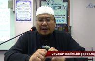 Yayasan Ta'lim: Fiqh Zikir & Doa [15-02-17]