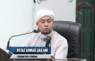 03-02-2017 Ustaz Ahmad Jailani: Hukuman Kepada Orang Yang Tak Solat
