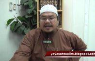 Yayasan Ta'lim: Fiqh Zikir & Doa [17-06-15]